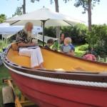 Jim Loomis rowboat